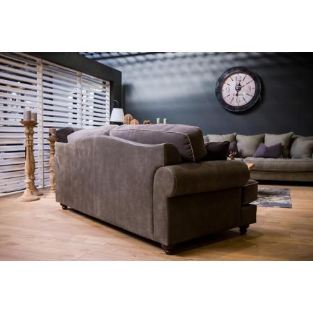 Paxton 105 cm komfortowy fotel w angielskim stylu