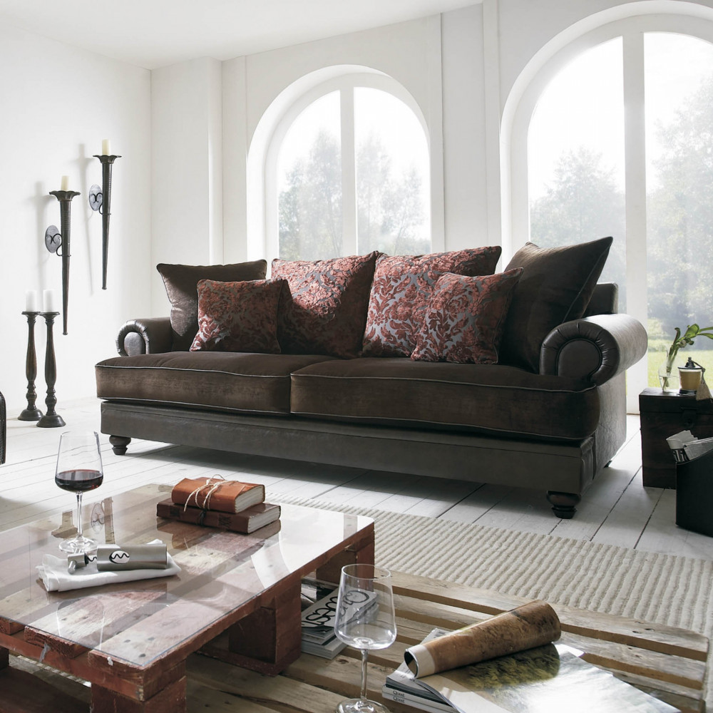 Milord 112 stylowy fotel tapicerowany