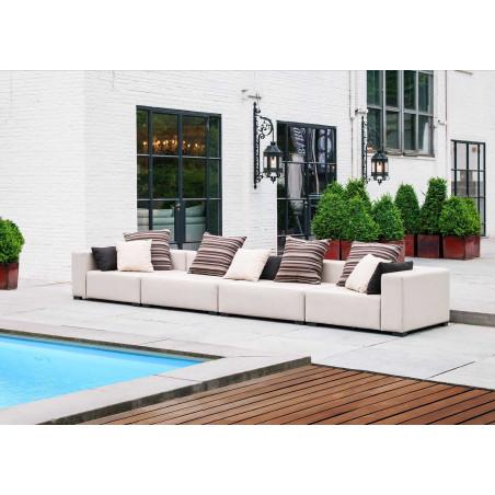 Chelsea stylowa sofa 230cm w stylu angielskim