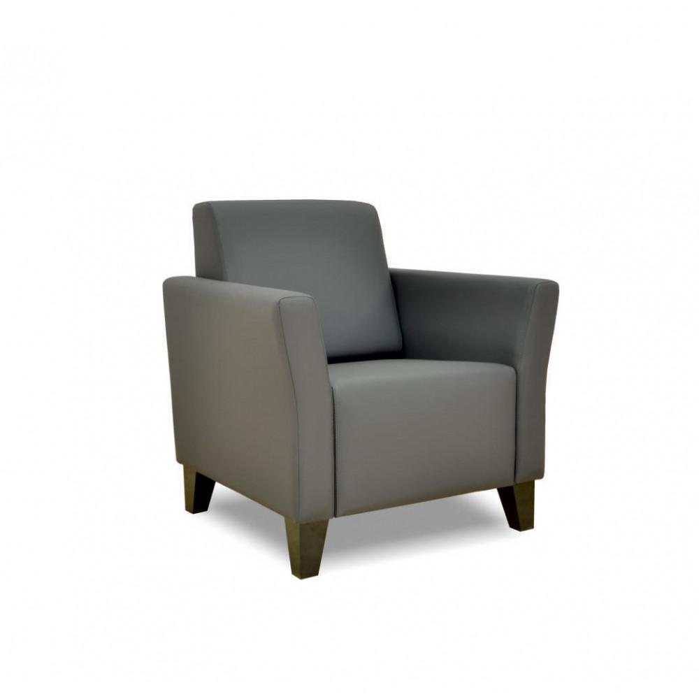 William krzesło z oparciem pikowanym guzikami