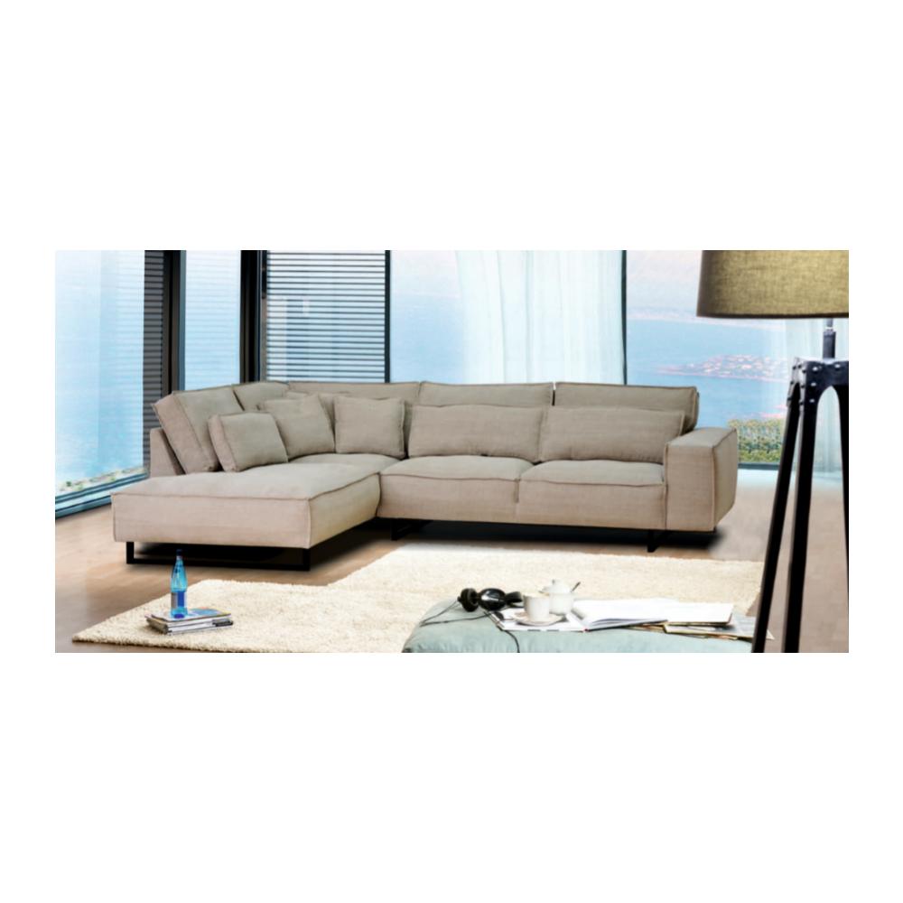 Narożna sofa Dolores 170x293 cm z funkcją relaks