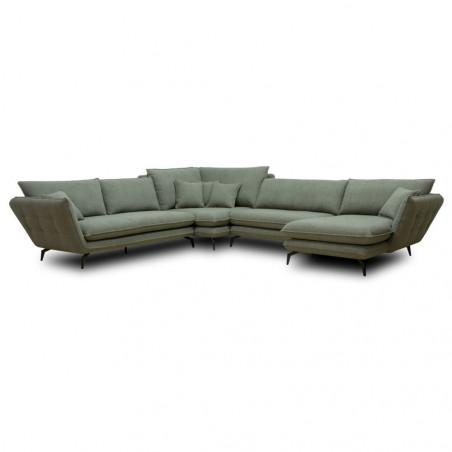 Chicago klasyczna wygodna sofa rozkładana 188cm