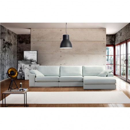 Czarna, sonowa komoda Primavera Furniture z dwiema szufladami w stylu prowansalskim