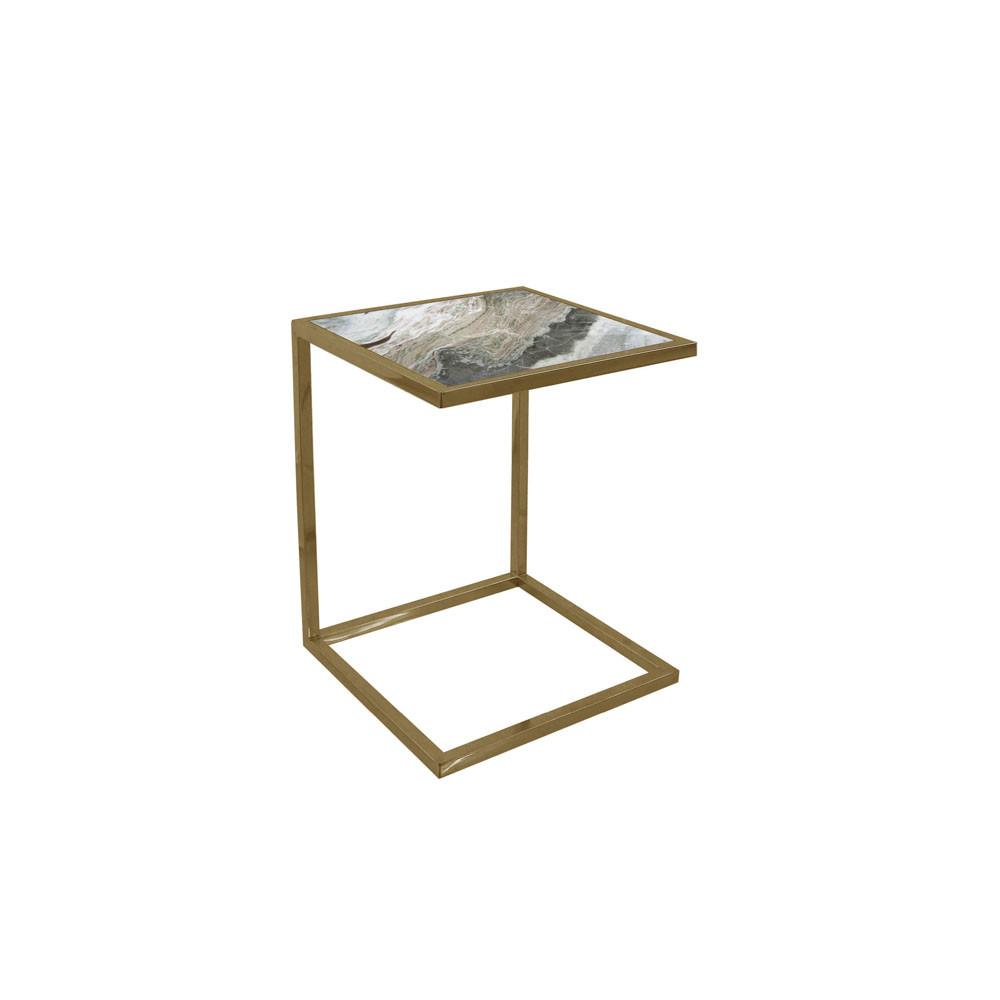 Okazja! San Remo 120cm stylowy fotel tapicerowany z ekspozycji