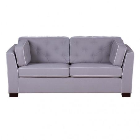 Zestaw okrągłych stolików 80x40cm i 80x50cm Primavera Furniture z dębowym blatem