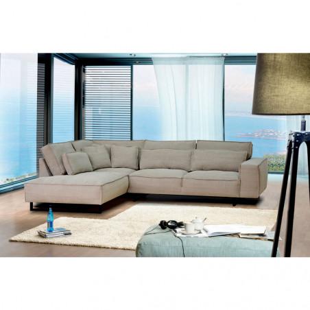 Okrągły dębowy stolik Primavera Furniture 80x50cm