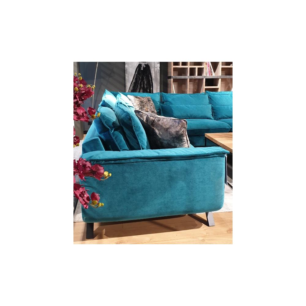 Kawowy stolik Urban z dębowym blatem 80cm x 80cm Primavera Furniture