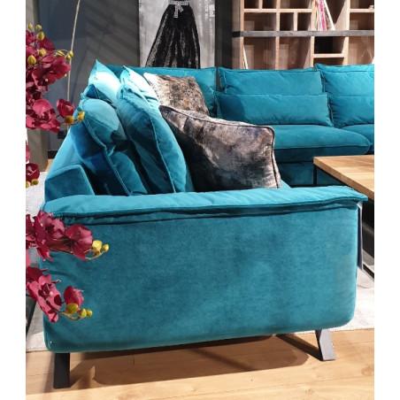 Stolik Urban z dębowym blatem 80x80x50cm Primavera Furniture