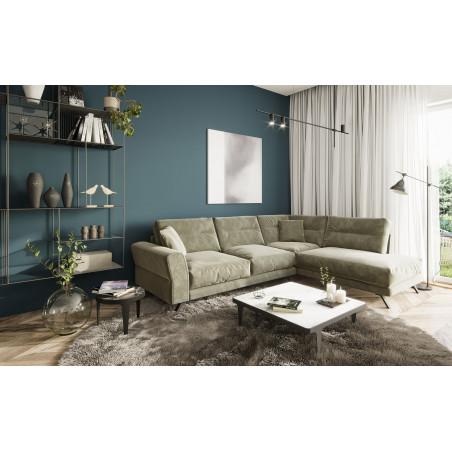 Chelsea 200cm stylowa sofa ze standardowymi oparciami