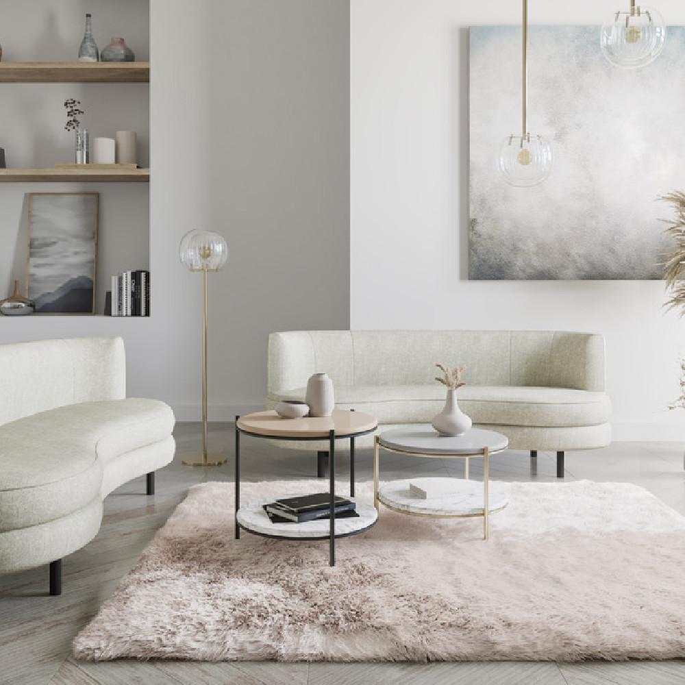 San Remo stylowa sofa 3-osobowa