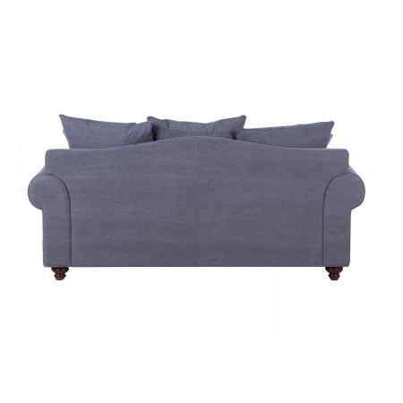 Alberta Max 328cm x 316cm, sofa narożna z pufą