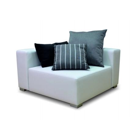 Sierra fotel 92 cm tapicerowany na taras i do ogrodu