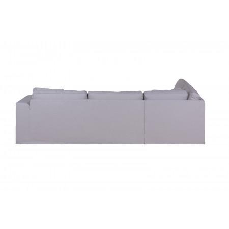 Gent sofa 3-osobowa z luźnym pokrowcem
