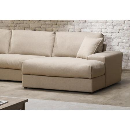 Dawson komfortowa narożna sofa z szezlongiem 306 x 368 x 165 cm