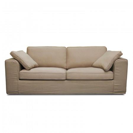 Fabien sofa 3-osobowa z luźnym pokrowcem