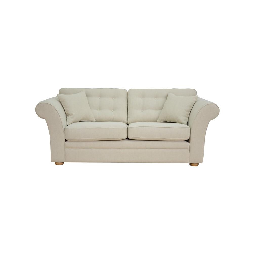 Kore 2,5 sofa z luźnym pokrowcem