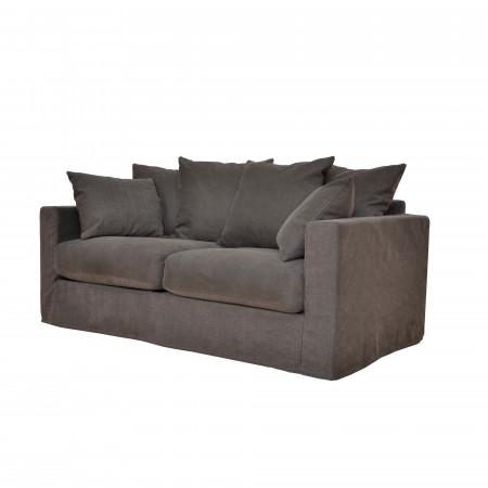 Luxemburg sofa z funkcją spania i luźnym pokrowcem