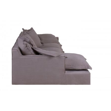 Portofino 220cm stylowa sofa tapicerowana