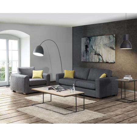 Chicago rozkładana sofa 188cm w angielskim stylu