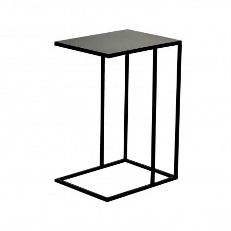 Stylowy pomocnik Primavera Furniture z czarnym blatem