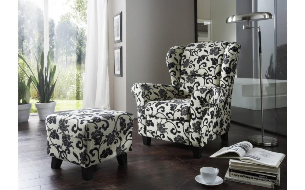 Lord stylowy fotel