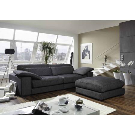 Komfortowa sofa Onyx 274cm z klasycznymi podłokietnikami