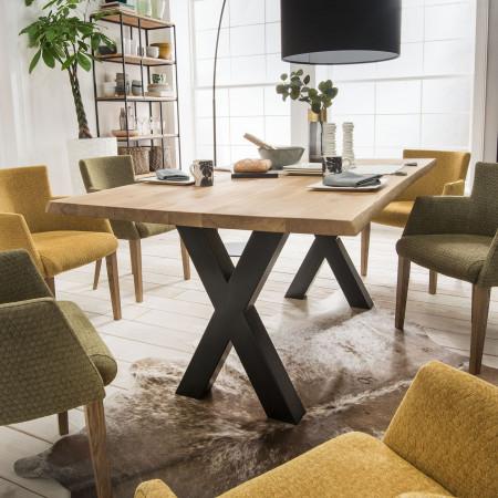 Stół jadalniany 200x100cm h 77cm