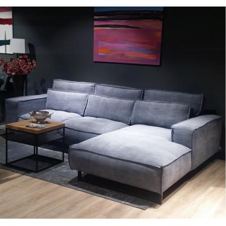 Degero sofa narożna z szezlongiem, rozmiar 299cm x 190cm
