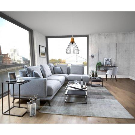 Ashville nowoczesna narożna sofa 320x225cm