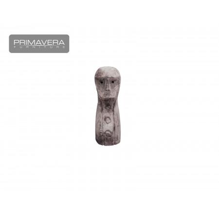 Dekoracja - Addiction Mask With a Metal Stand