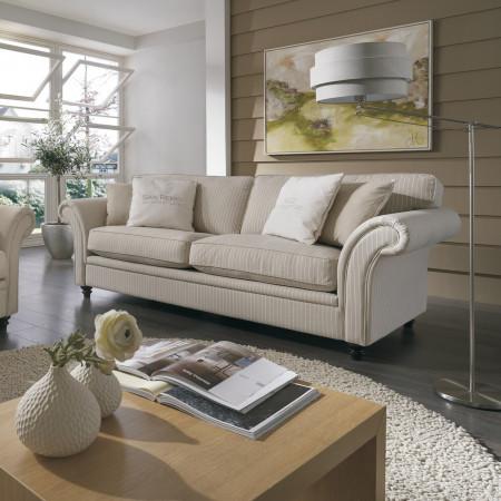 San Remo stylowa sofa 2-osobowa