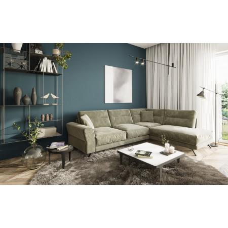 Chelsea 200cm stylowa sofa z luźnymi poduszkami w angielskim stylu