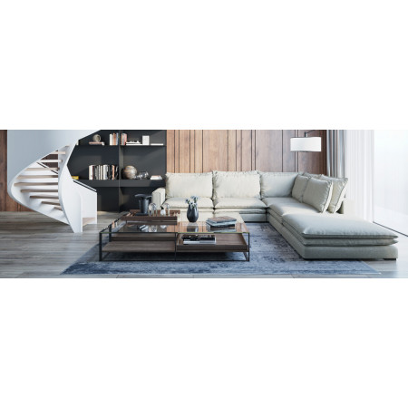 Skye nowoczesna sofa 338x165cm