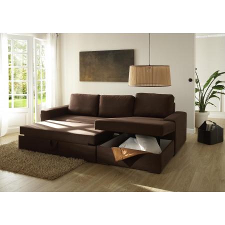 Box zestaw tapicerowany, całoroczny - sofa 164cm z fotelami do ogrodu i na taras