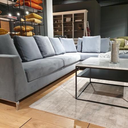 Dalma sofa 226cm w stylu glamour