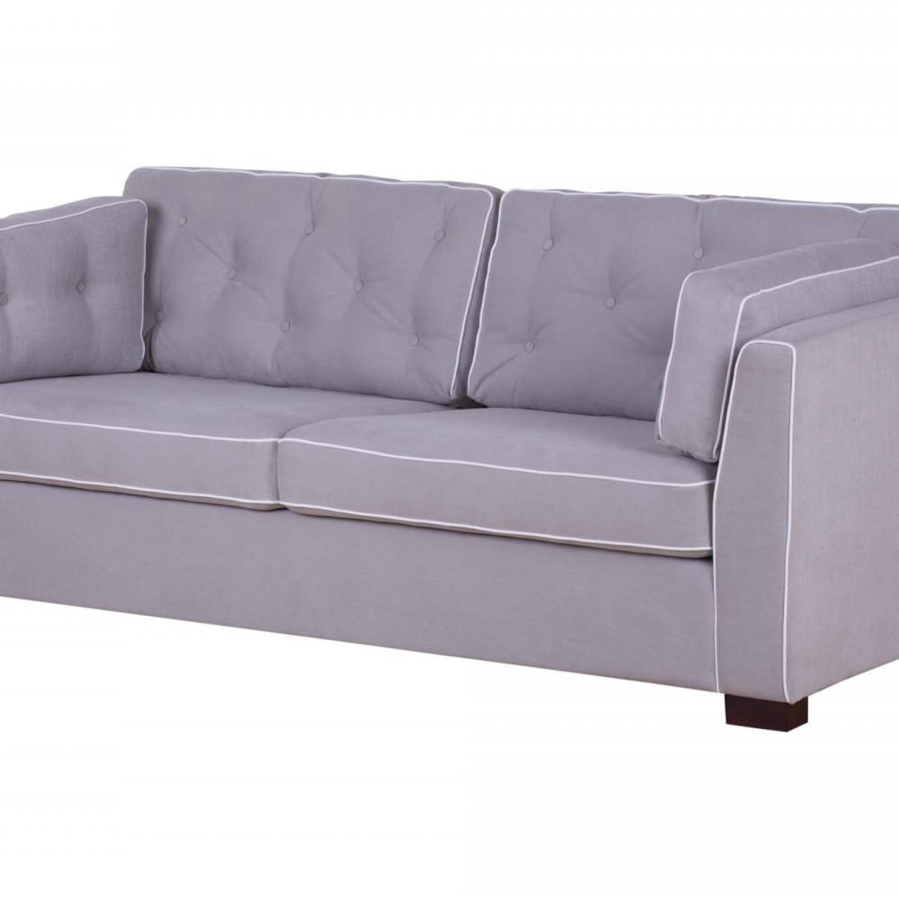 Madrid klasyczna sofa z wygodnym szezlongiem