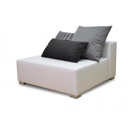 Rodos całoroczny fotel do ogrodu lub na taras, szerokość 98 cm