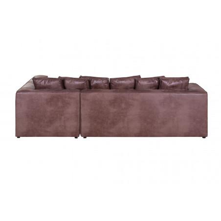 Milord 112cm stylowy fotel tapicerowany