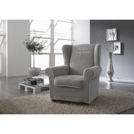 Fabien sofa 2,5 z luźnym pokrowcem