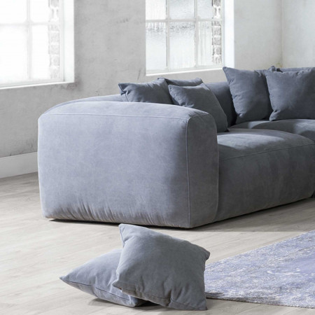 Komfortowa sofa Gand 320 cm ze zdejmowanym pokrowcem