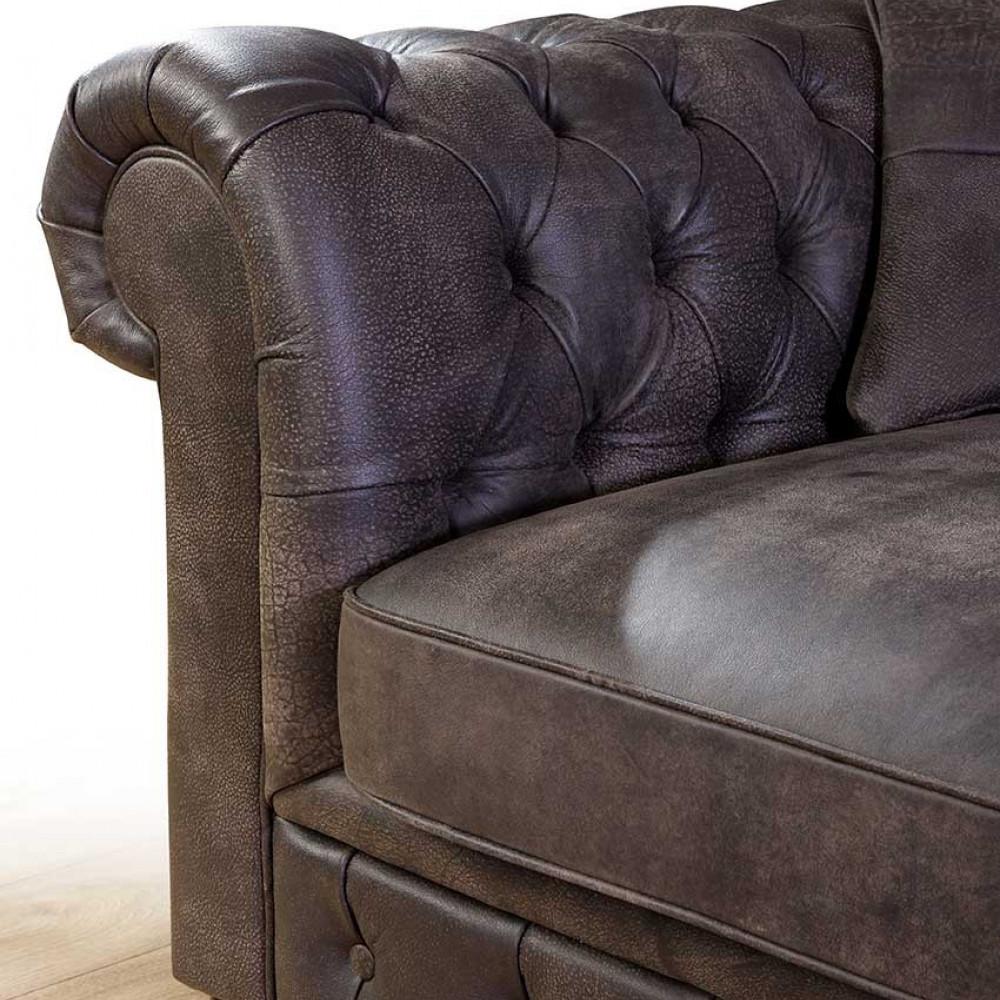 Elegancki fotel Gand z luźnym pokrowcem